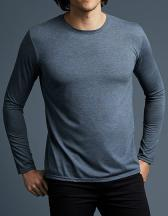 Adult Tri-Blend Long Sleeve Tee