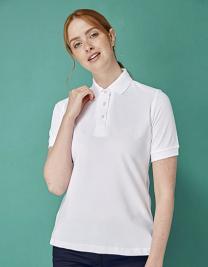 Ladies` Classic Cotton Piqué Polo Shirt